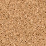 Sandy Beach Background. Seamless Texture. Royalty Free Stock Photo