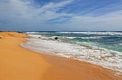 Sandy Beach Stock Images