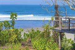 Sandy Beach sem tocar Fotos de Stock Royalty Free