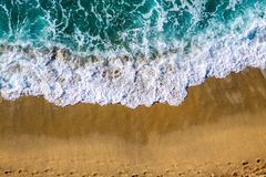 Beach in southern Calabria Stock Photo