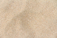 Sandy Beach Textured Background Stock Photo