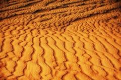 Sandy-Beschaffenheit Stockfotos