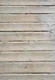 Sandy boardwalk texture Royalty Free Stock Photography