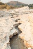 Sandy-Boden Lizenzfreies Stockbild