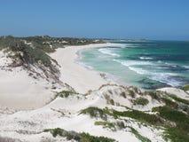 Sandy Cape Recreational Park, Westelijk Australië royalty-vrije stock fotografie