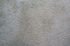 Sandy Coarse Grey Grit Grunge Background. Gray background Royalty Free Stock Images