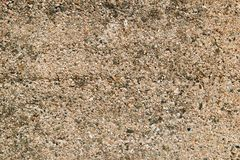 Sandy Concrete Texture Stockfotografie