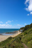 Sandy Cove royalty free stock images