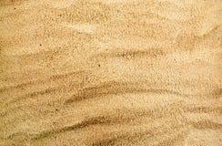 Sandy-Hintergrund. Lizenzfreie Stockfotos