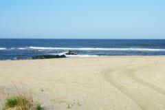 Sandy Hook Beach, montagnes, NJ -04 photo stock