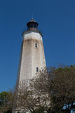 Sandy Hook Lighthouse. In New Jersey Royalty Free Stock Photography