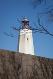 Sandy Hook Lighthouse Royalty Free Stock Images