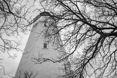 Sandy Hook Lighthouse Royalty Free Stock Photography