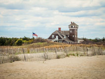 Sandy Hook Seascape Royalty Free Stock Images