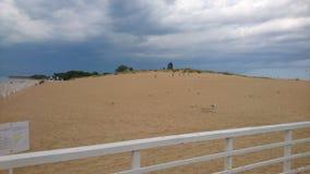 Sandy Mountain Photo stock