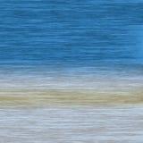 sandy na plaży Zdjęcia Royalty Free