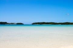 sandy naturalny wlotowego Zdjęcia Royalty Free
