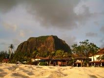 Sandy paradise Stock Images