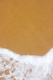 sandy plażowy lato Zdjęcia Royalty Free