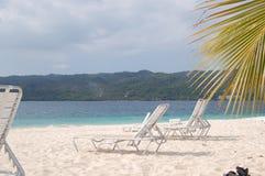 sandy plażowy white Zdjęcie Royalty Free
