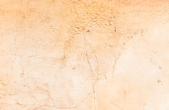 Sandy plaster wall surface texture background Royalty Free Stock Image