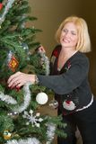 Sandy! Please Decorate The Tree! 5 Royalty Free Stock Photos