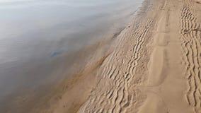 Sandy River Bank stock video