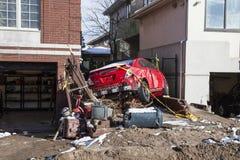 Sandy's Aftermath Stock Photos