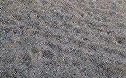 Sandy Soil Royalty Free Stock Photography