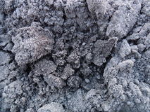 Sandy soil Royalty Free Stock Photography