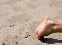 Sandy Soles Stock Images