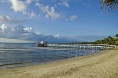 Sandy-Strand Stockbild