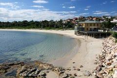 Sandy-Strand - Botanik-Schacht, Sydney, Australien Lizenzfreie Stockfotografie