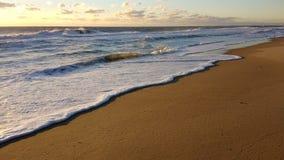 Sandy-Strand in Maryland Lizenzfreies Stockfoto