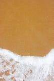 Sandy summer beach Royalty Free Stock Photos