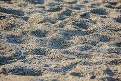 Sandy surface background Royalty Free Stock Image