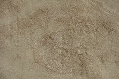 Sandy texture stucco wall background Stock Photography