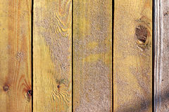 Sandy wood planks Royalty Free Stock Images