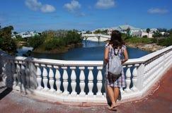 sandyport wioski Zdjęcie Royalty Free