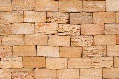 Sandziegelsteine Stockbilder