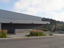 Sanford Lab Homestake Visitor Center, cavo, Sud Dakota immagini stock