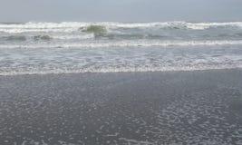 Sanfrancicisco da praia do oceano Imagem de Stock Royalty Free