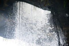 Sang Chan Waterfall a volte è chiamato Namtok Ru Waterf lungo Immagine Stock