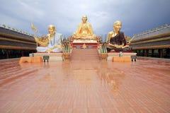 Sang Kaew Temple in Chiang Rai , Thailand Royalty Free Stock Photography