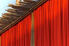 Βαφή των εργασιών, Sanganer, Jaipur Στοκ φωτογραφίες με δικαίωμα ελεύθερης χρήσης