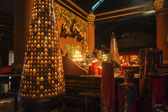 Sanggar Agung Temple, Surabaya lizenzfreies stockfoto