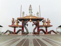 Sanggar Agung Temple, Surabaya Royalty Free Stock Images