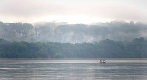Sangha River . Stock Photos
