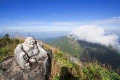 Sangkat Ja Buda en la montaña Imagen de archivo libre de regalías