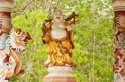 Sangkat-ja Statue Lizenzfreie Stockfotografie